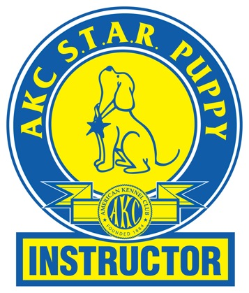 American Kennel Club STAR Instructor Badge