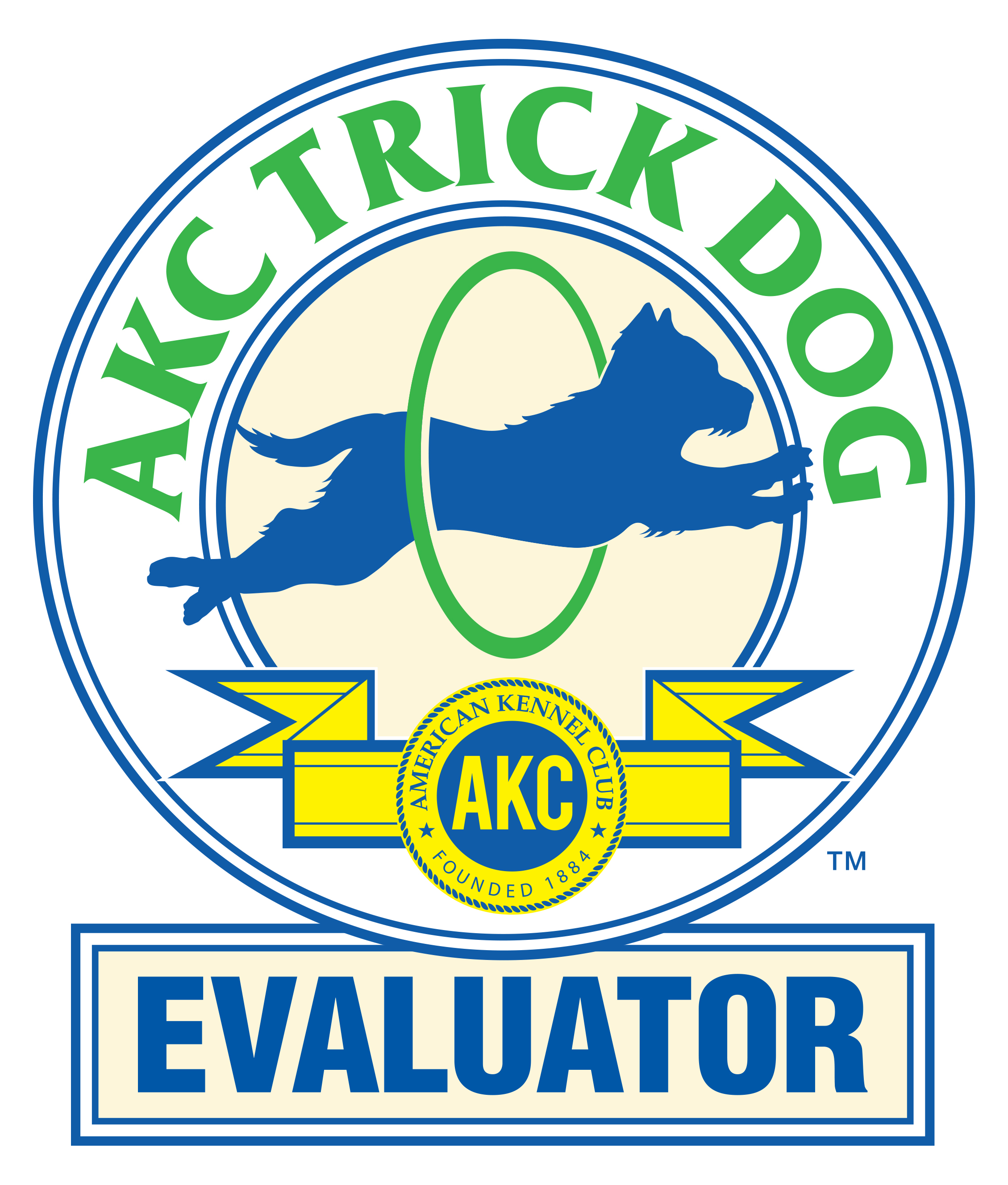 Trick Dog Evaluator Badge
